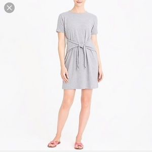 NWT J Crew Factory Front Tie Dress